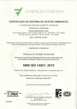 Políticas - ISO 14001